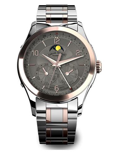 Armand Nicolet 8742B-GS-M8740 M02 Collection Zegarek mechaniczny 7188.9 - 1