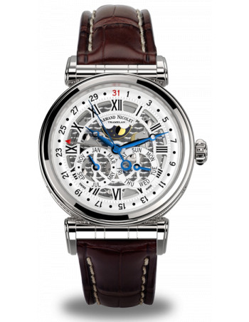 Armand Nicolet A422AAA-AG-P974MR2 Arc Royal watch