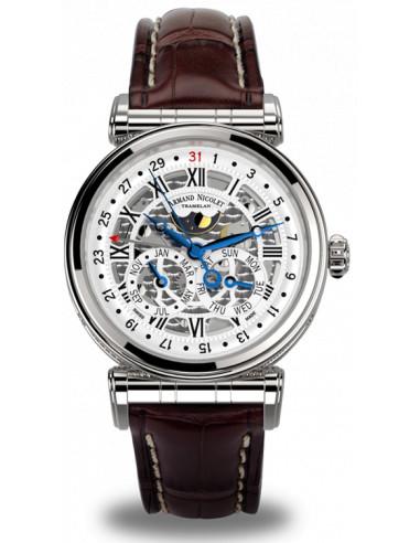Zegarek Armand Nicolet A422AAA-AG-P974MR2 Arc Royal 4093.679167 - 1