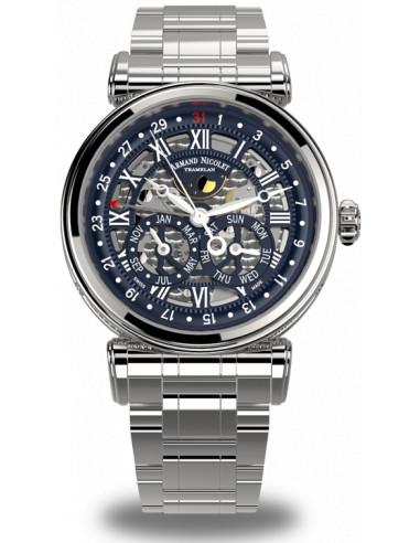 Armand Nicolet A422AAA-BU-MA2420 Arc Royal watch 4193.525 - 1