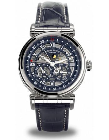 Armand Nicolet A422AAA-BU-P974BU2 Arc Royal watch