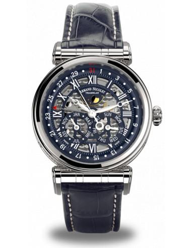 Zegarek Armand Nicolet A422AAA-BU-P974BU2 Arc Royal 4093.679167 - 1