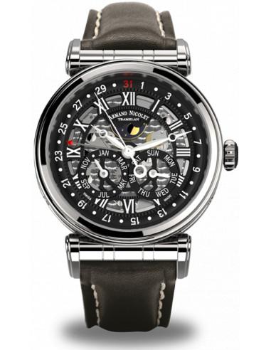 Zegarek Armand Nicolet A422ANA-NR-PK2420NR Arc Royal 3983.84875 - 1