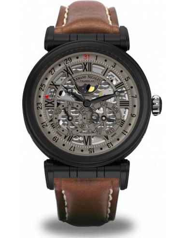 Armand Nicolet A422AQN-GR-PK2420MR Arc Royal watch
