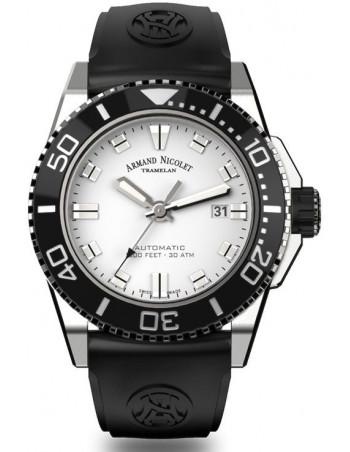 Armand Nicolet A480AGN-AG-GG4710N JS9 diver watch