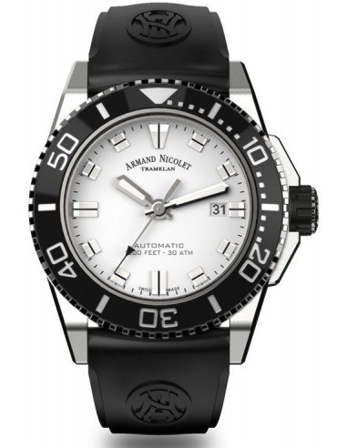 Armand Nicolet A480AGN-AG-GG4710N JS9 diver watch