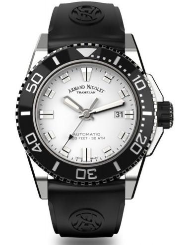 Hodinky Armand Nicolet A480AGN-AG-GG4710N JS9 diver 1347.91875 - 1