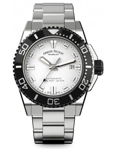 Zegarek nurkowy Armand Nicolet A480AGN-AG-MA4480AA JS9 1447.764583 - 1