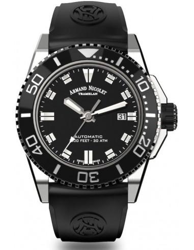 Zegarek nurkowy Armand Nicolet A480AGN-NR-GG4710N JS9 1347.91875 - 1