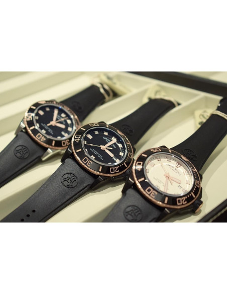 Armand Nicolet A480AQS-AS-GG4710N JS9 diver watch Armand Nicolet - 2