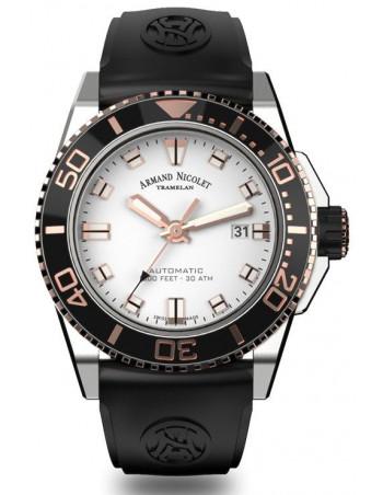 Armand Nicolet A480ASN-AS-GG4710N JS9 diver watch