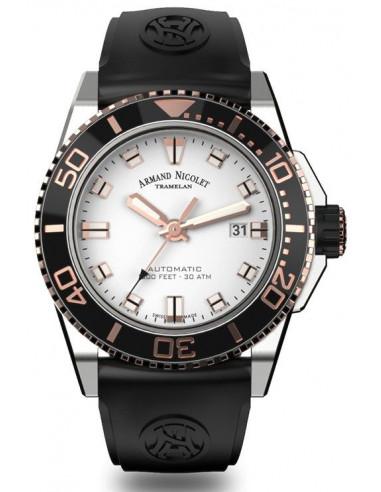 Zegarek nurkowy Armand Nicolet A480ASN-AS-GG4710N JS9 1347.91875 - 1