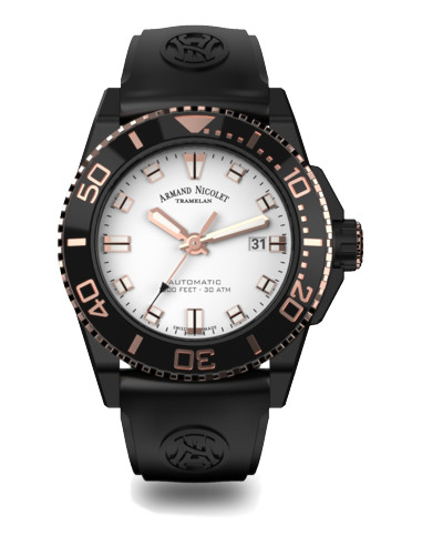 Armand Nicolet A480AQS-AS-GG4710N JS9 diver watch