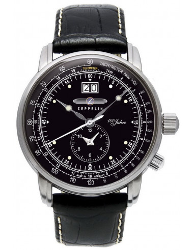 Zeppelin 7640-2 100 years watch