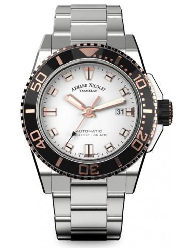 Zegarek nurkowy Armand Nicolet A480ASN-AS-MA4480AA JS9 1447.764583 - 1