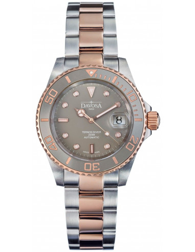 Davosa 161.555.62 Ternos Ceramic automatic watch