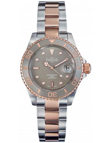 Zegarek automatyczny Davosa 161.555.62 Ternos Ceramic 856.67725 - 1