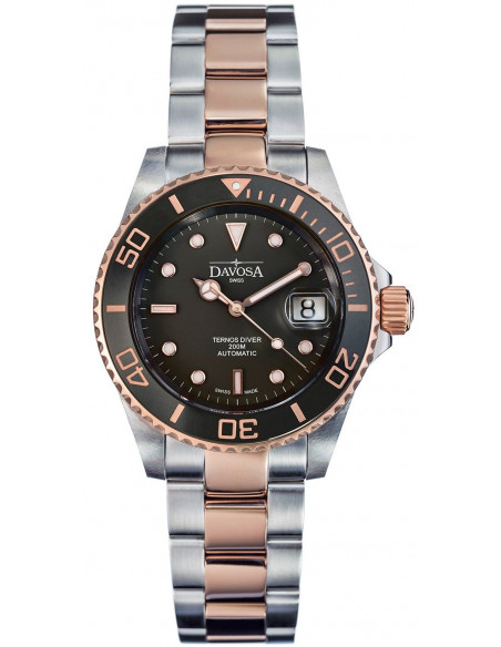 Davosa 161.555.65 Ternos Ceramic automatic watch 856.67725 - 1