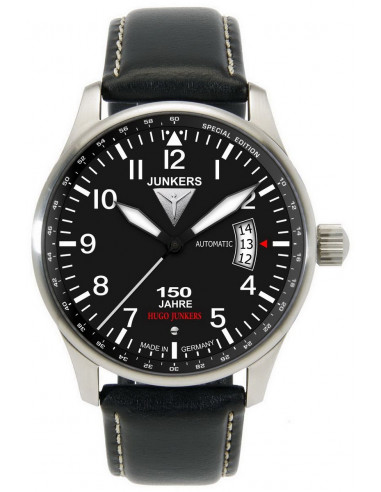 Junkers 6664-2 150 Years Hugo Junkers watch