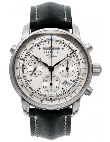 Zeppelin 7618-1 100 years watch