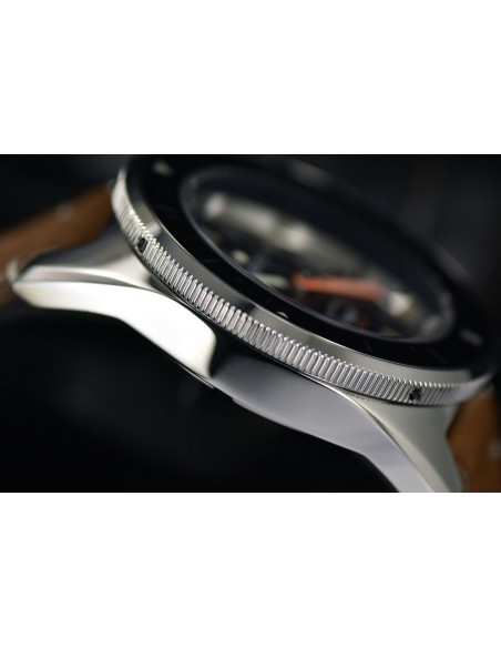Squale Squalematic 60ATM Grey professional diving watch Squale - 4