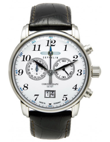Zeppelin 7686-1 LZ127 Count Zeppelin watch