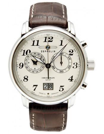 Zeppelin 7684-5 LZ127 Count Zeppelin watch