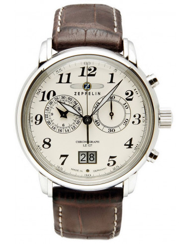 Zeppelin 7684-5 LZ127 Count Zeppelin watch 241.157641 - 1