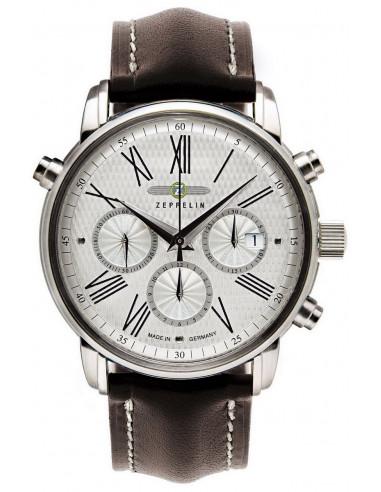 Zeppelin 7610-4 LZ127 Transatlantic watch