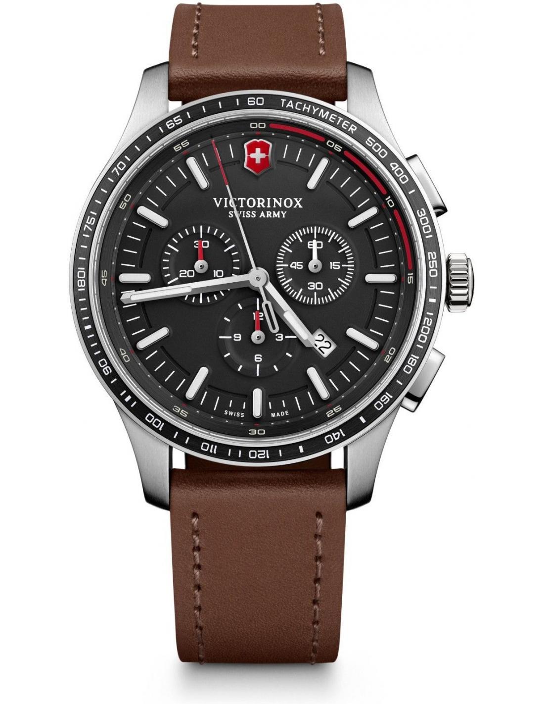 Victorinox Swiss Army 241826 Alliance Sport Chronograph Watch