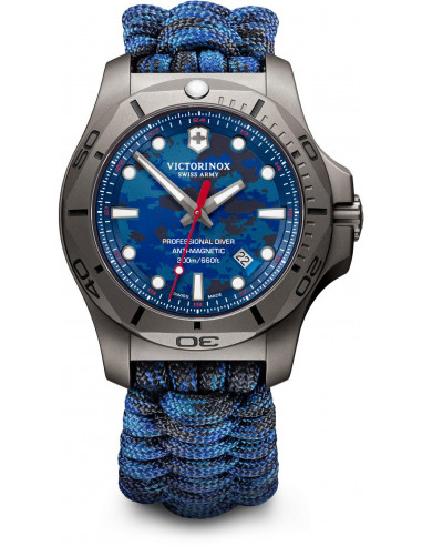 Victorinox Swiss Army 241813 I.N.O.X. Professional Diver Titanium Watch Victorinox Swiss Army - 1