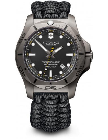 Victorinox Swiss Army 241812 INOX Profesjonalny tytanowy zegarek nurkowy 731.220961 - 1