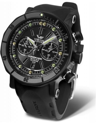 Vostok-Europe Lunokhod-2 6S21-620E529 Zegarek chronograficzny 767.814458 - 1