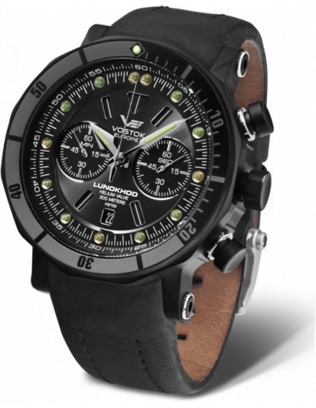Vostok-Europe Lunokhod-2 6S21-620E529 Chronograph watch Vostok Europe - 2