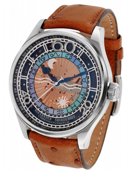 Alexander Shorokhoff AS.BYL01 Babilonian I mechanical watch Alexander Shorokhoff - 1