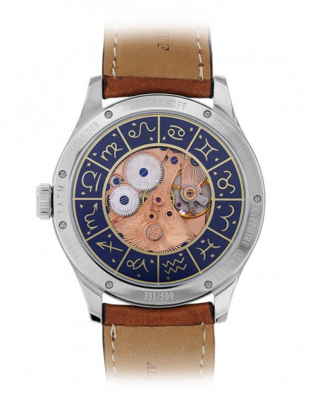 Alexander Shorokhoff AS.BYL01 Babilonian I mechanical watch Alexander Shorokhoff - 5