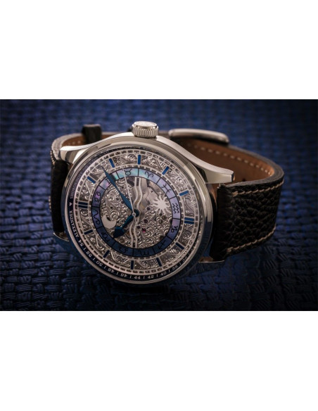Alexander Shorokhoff AS.BYL02 Babilonian II mechanical watch Alexander Shorokhoff - 2