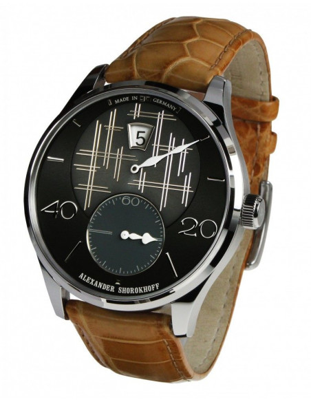 Alexander Shorokhoff AS.JH01-4 Crossing automatic watch Alexander Shorokhoff - 1
