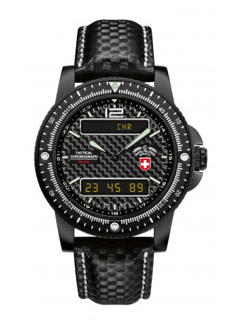 CX Swiss Military Delta EVO 2221 black watch
