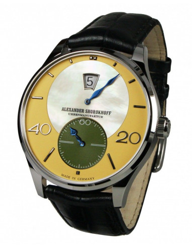 Alexander Shorokhoff AS.JH01-2 Crossing automatic watch Alexander Shorokhoff - 1