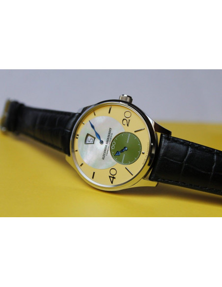 Alexander Shorokhoff AS.JH01-2 Crossing automatic watch Alexander Shorokhoff - 3