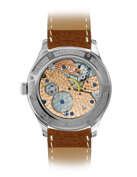 Alexander Shorokhoff AS.R01-2 Regulator mechanical watch Alexander Shorokhoff - 2