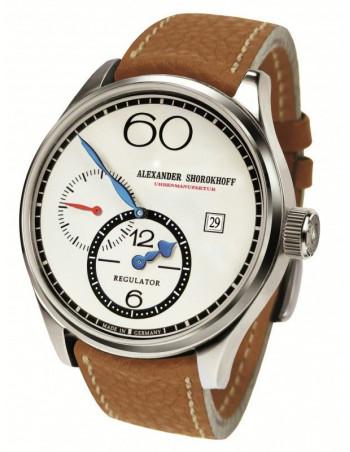 Alexander Shorokhoff AS.R01-2 Regulator mechanical watch Alexander Shorokhoff - 1