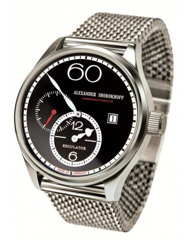 Alexander Shorokhoff AS.R01-4M Regulator mechanical watch 1387.857083 - 1