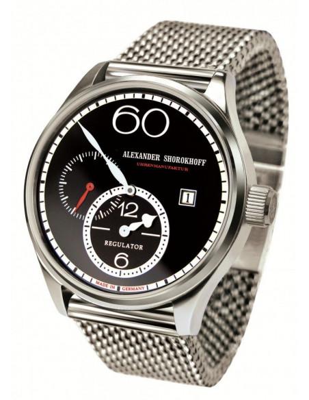 Alexander Shorokhoff AS.R01-4M Regulator mechanical watch Alexander Shorokhoff - 1