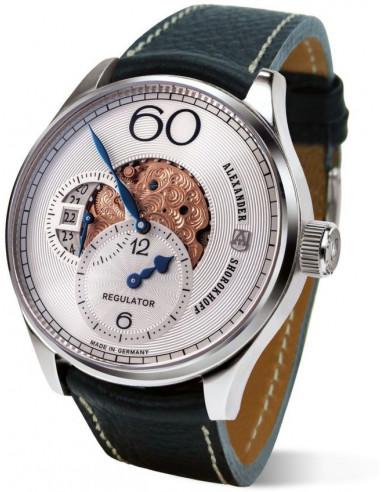 Alexander Shorokhoff AS.R02-1 Zegarek mechaniczny z regulatorem 2296.454167 - 1