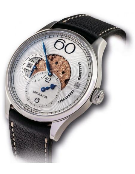 Alexander Shorokhoff AS.R02-1 Regulator mechanical watch Alexander Shorokhoff - 2