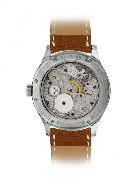 Alexander Shorokhoff AS.R02-3 Regulator mechanical watch Alexander Shorokhoff - 2