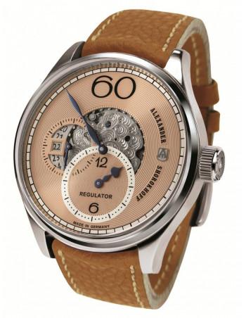 Alexander Shorokhoff AS.R02-3 Regulator mechanical watch Alexander Shorokhoff - 1