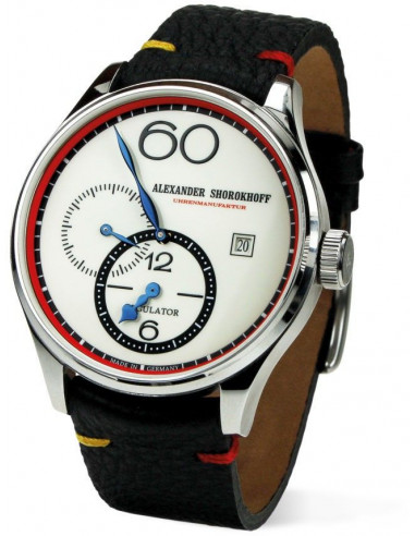 Zegarek mechaniczny Regulator Alexander Shorokhoff AS.R01-2R 1223.111458 - 1